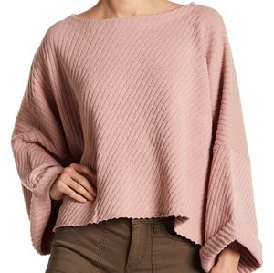 NWOT Free people I Can't Wait Sweater